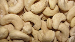 a_picture_on_cashew_nut