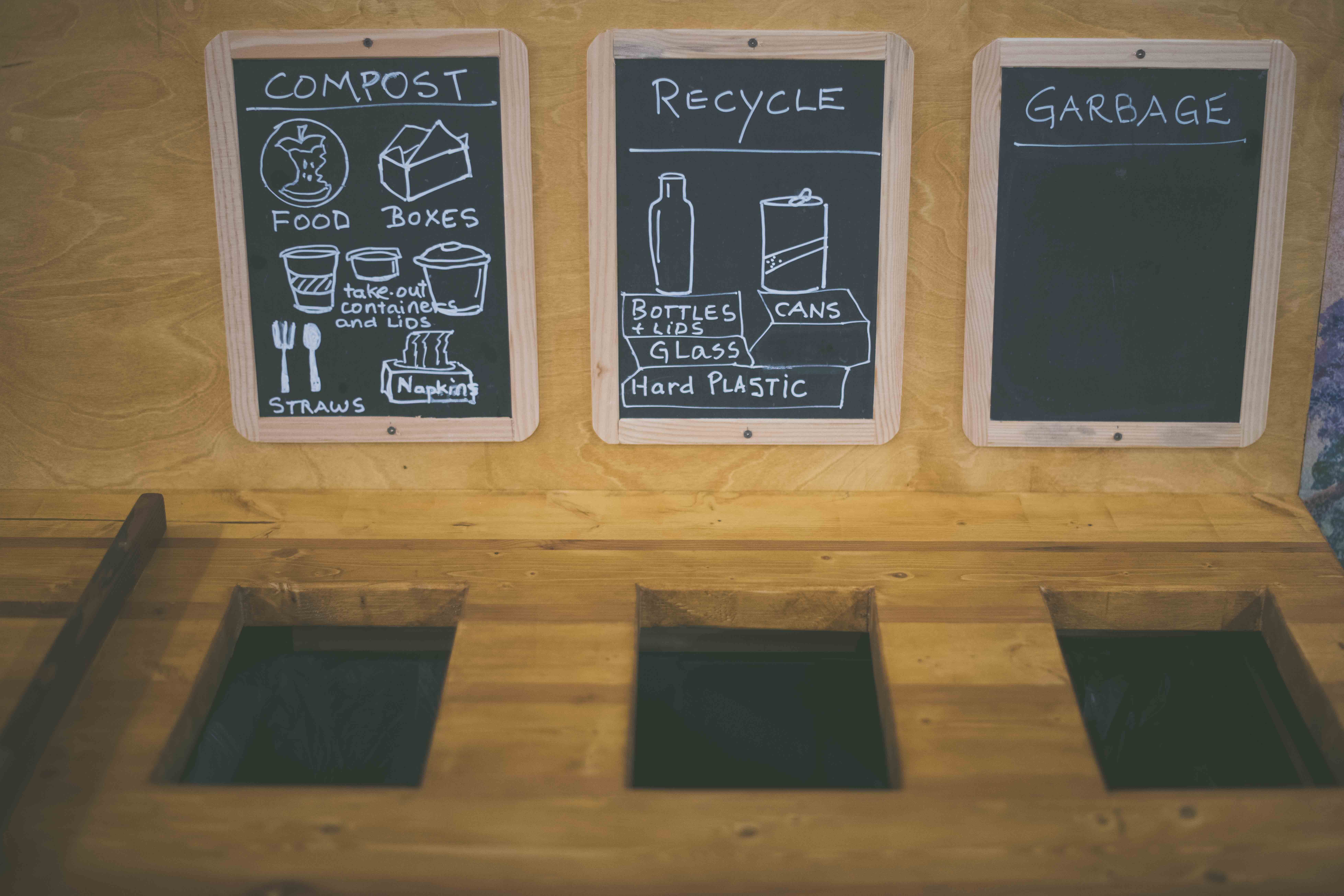 Waste Management at Green Cuisine